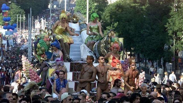 Fiesta Orgullo Gay Madrid
