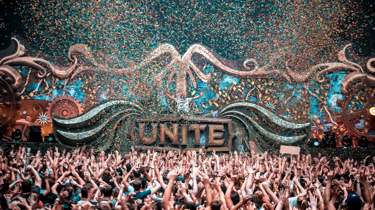 DJ Festival UNITE
