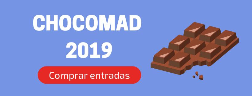 Entradas ChocoMad 2019