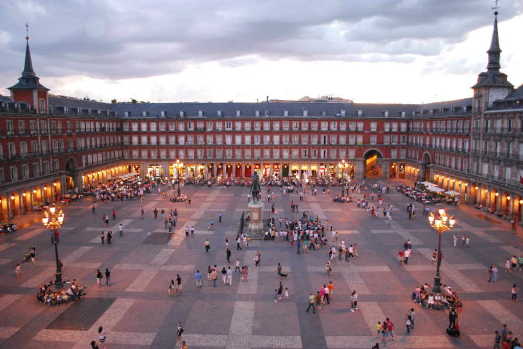 foto plaza mayor