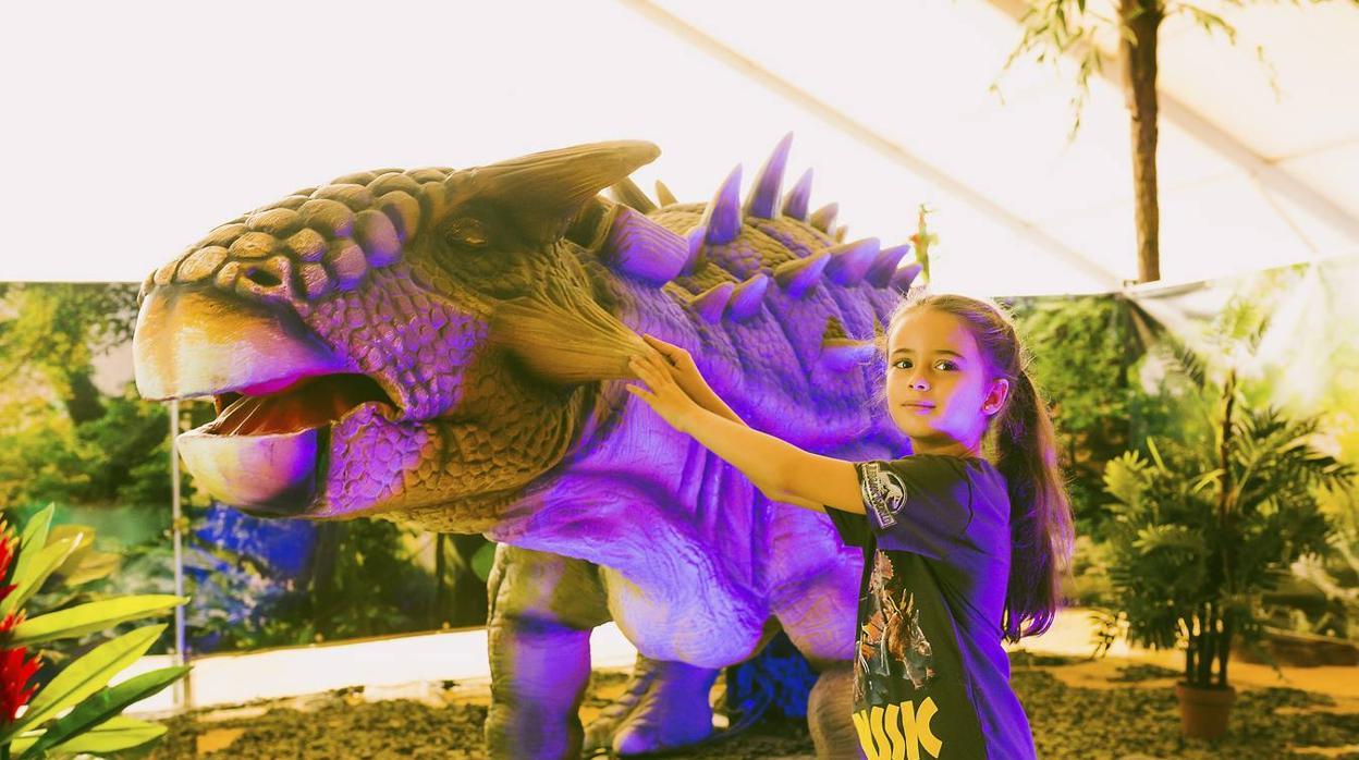 Visitar con niños Dinosaurs Tour