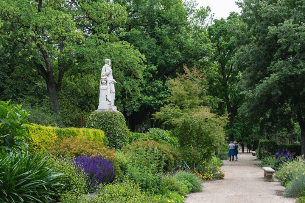 foto Real Jardin Botanico
