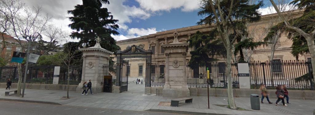 foto museo arqueologico