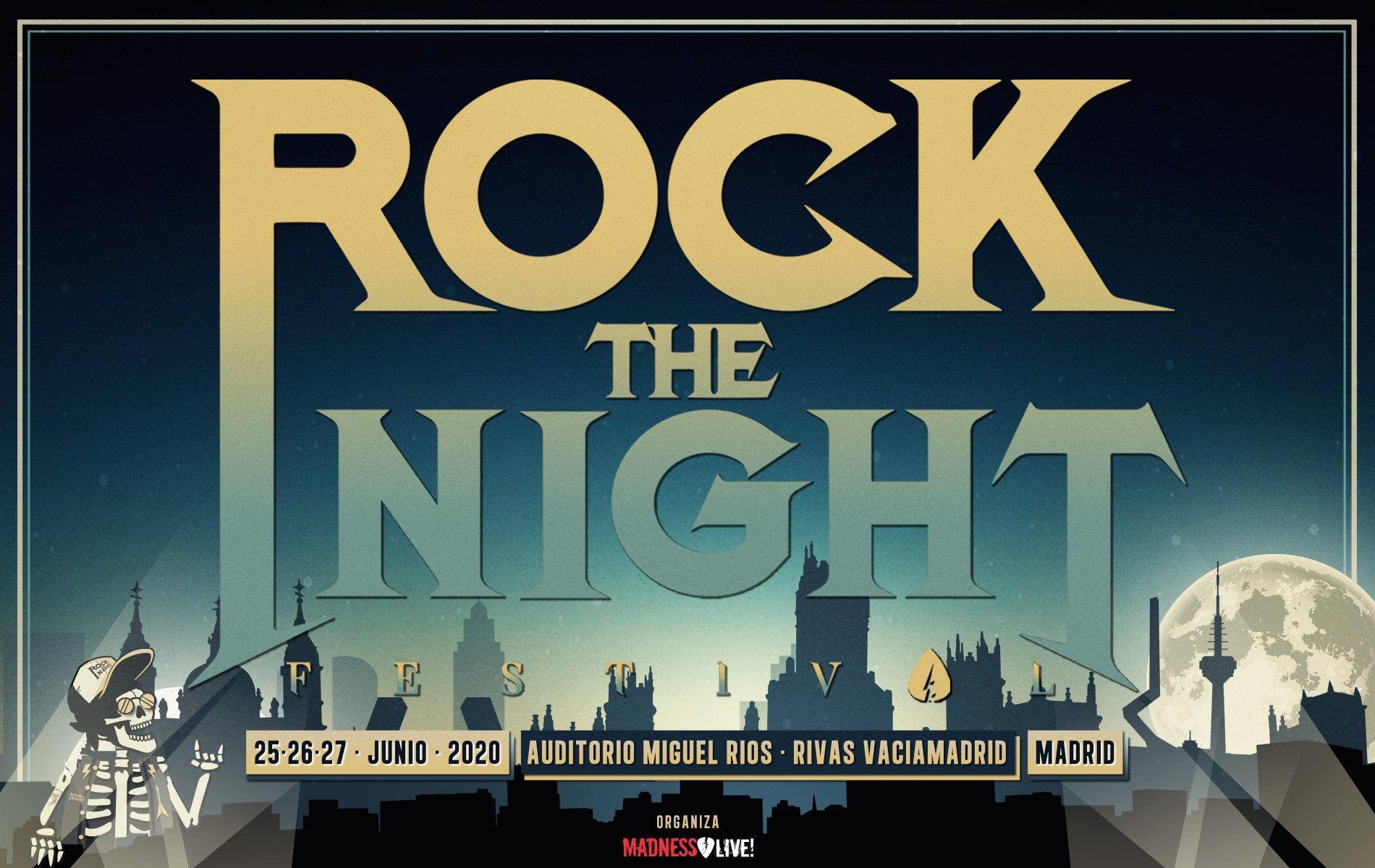 Cartel Rock The Night Festival 2020