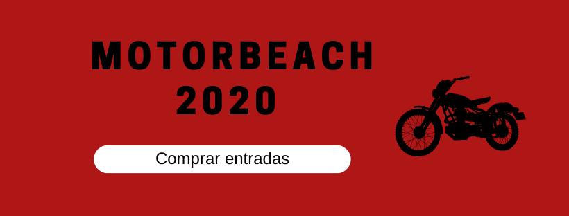 Compra entradas Motorbeach 2020