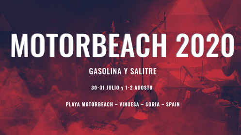 Cartel Motorbeach 2020