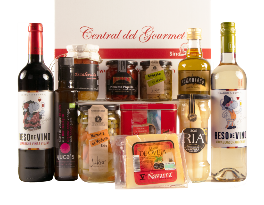 Lote productor gourmet