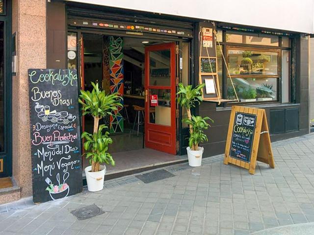 Cookaluza Madrid