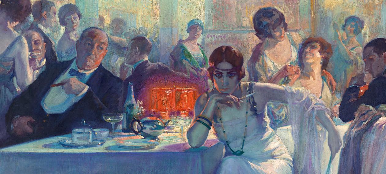 Exposición Invitadas en el Museo del Prado de Madrid