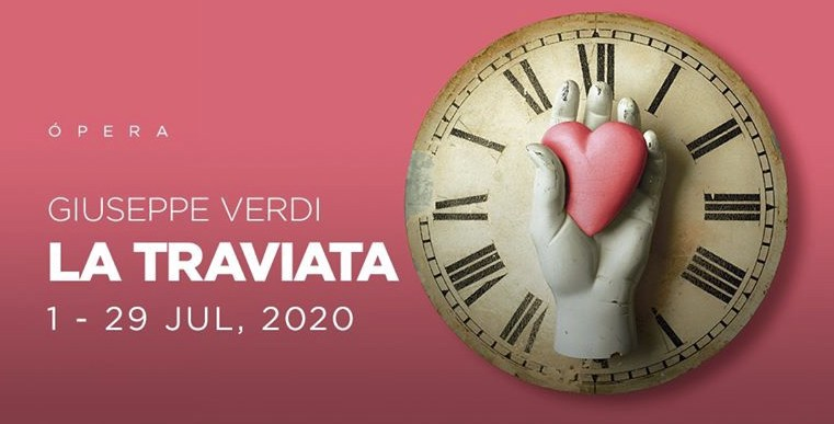 La Traviata Teatro Real