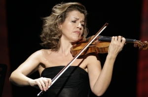 London Philharmonic Orchestra y Anne-Sophie Mutter