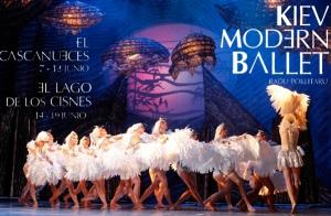 Entradas para el Kiev Modern Ballet