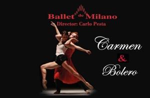 Entradas Carmen & Bolero con el Ballet de Milán