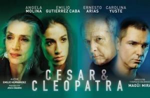 Entradas César & Cleopatra Teatro Bellas Artes
