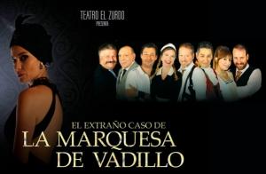 Entradas El extraño caso de la Marquesa de Vadillo