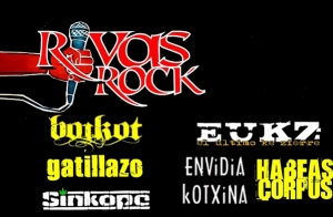 Entradas Festival Rivas Rock 2016