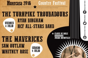 Entradas Huercasa Country Festival