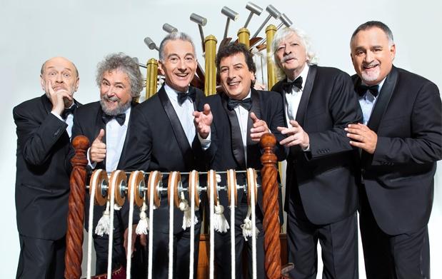 concierto les luthiers madrid: