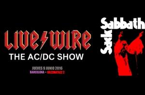 Entradas para Live/Wire y Sack Sabbath