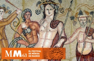 Entradas Los Pelópidas: Festival de Mérida en Madrid