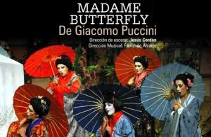 Entradas Madame Butterfly