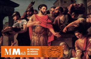 Entradas Marco Aurelio: Festival de Mérida en Madrid