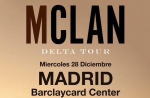 M Clan en el Barclaycard Center de Madrid