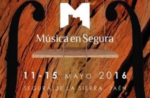 Abono Festival Música en Segura 2016