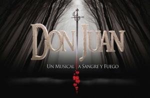 Entradas Don Juan, un musical a sangre y fuego