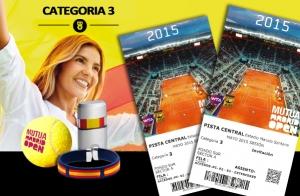 Con tu pack de animación: entradas para el Mutua Madrid Open