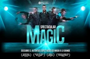 Entradas Mago Sun: Magic Spectacular