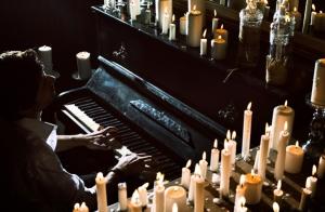 Entradas para 1 piano & 200 velas de David Gómez