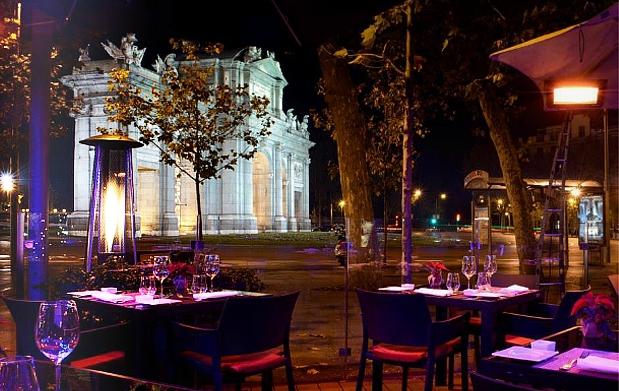 Madrid 5 estrellas noche con cena y spa para 2 - Hotel salamanca 5 estrellas ...