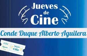 Entradas para el Jueves en Cine Alberto Aguilera
