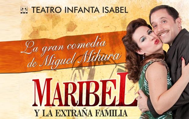 Entradas Maribel Y La Extra A Familia Descuento 45