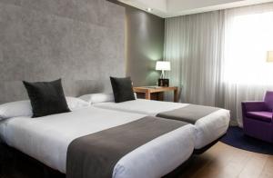 Noche de Hotel + Entradas Museo Reina Sofía
