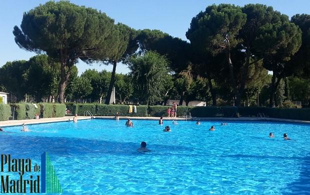 Entradas para las piscinas de playa de madrid descuento for Ofertas de piscinas