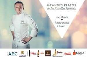 Menú completo Estrella Michelin: Restaurante Chirón