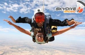 Salto en Paracaídas desde 4.000 metros